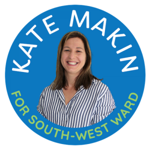 Kate Makin for South-West Ward